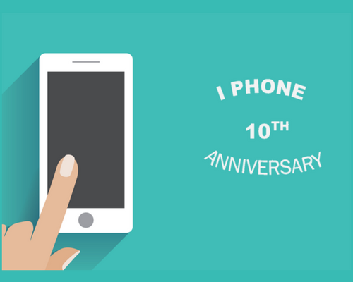 iPhone 10 Years On – Patient Groups