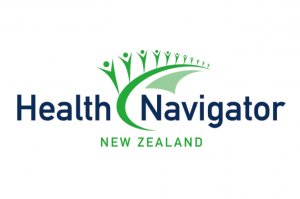 Health Navigator New Zealand logo