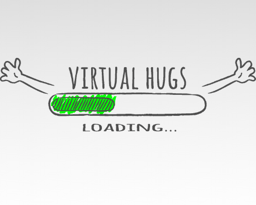 Miscarriage Group Supports With 'Virtual Hugs'
